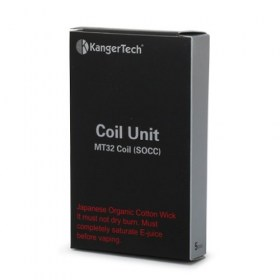 Kangertech SOCC Coils - Single Coils